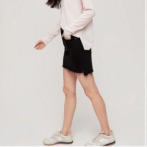 Wilfred Free Tanit Skirt Black Size 4